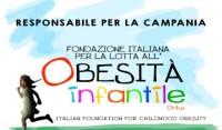 Logo colorato Fondazione Obesità infantile